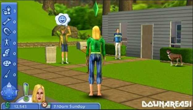 Gameplay The Sims 2